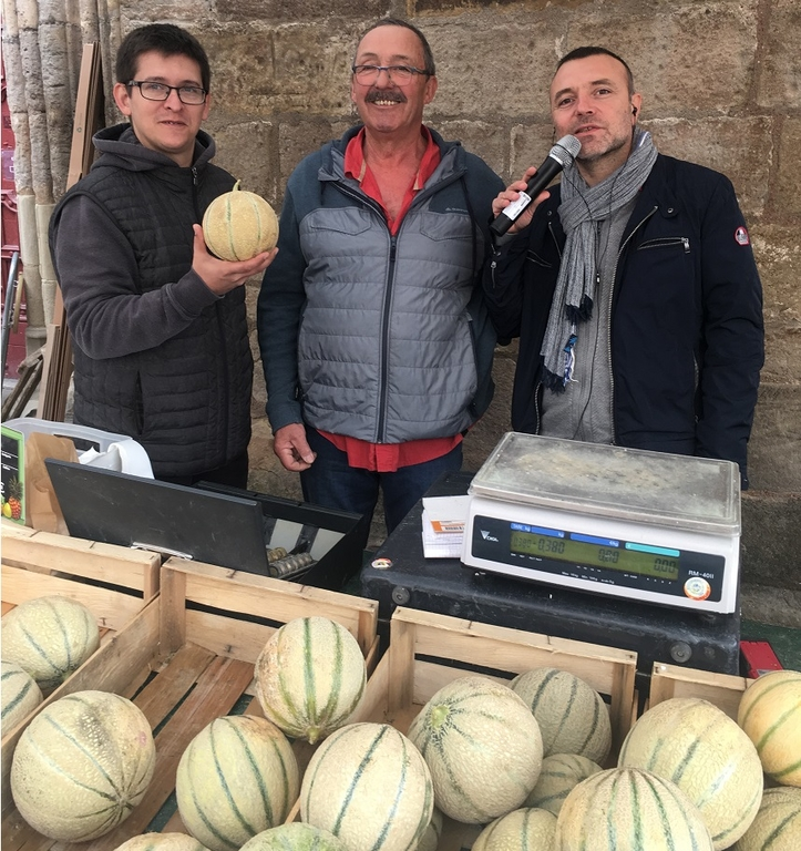 CAHORS MARCHES MELON